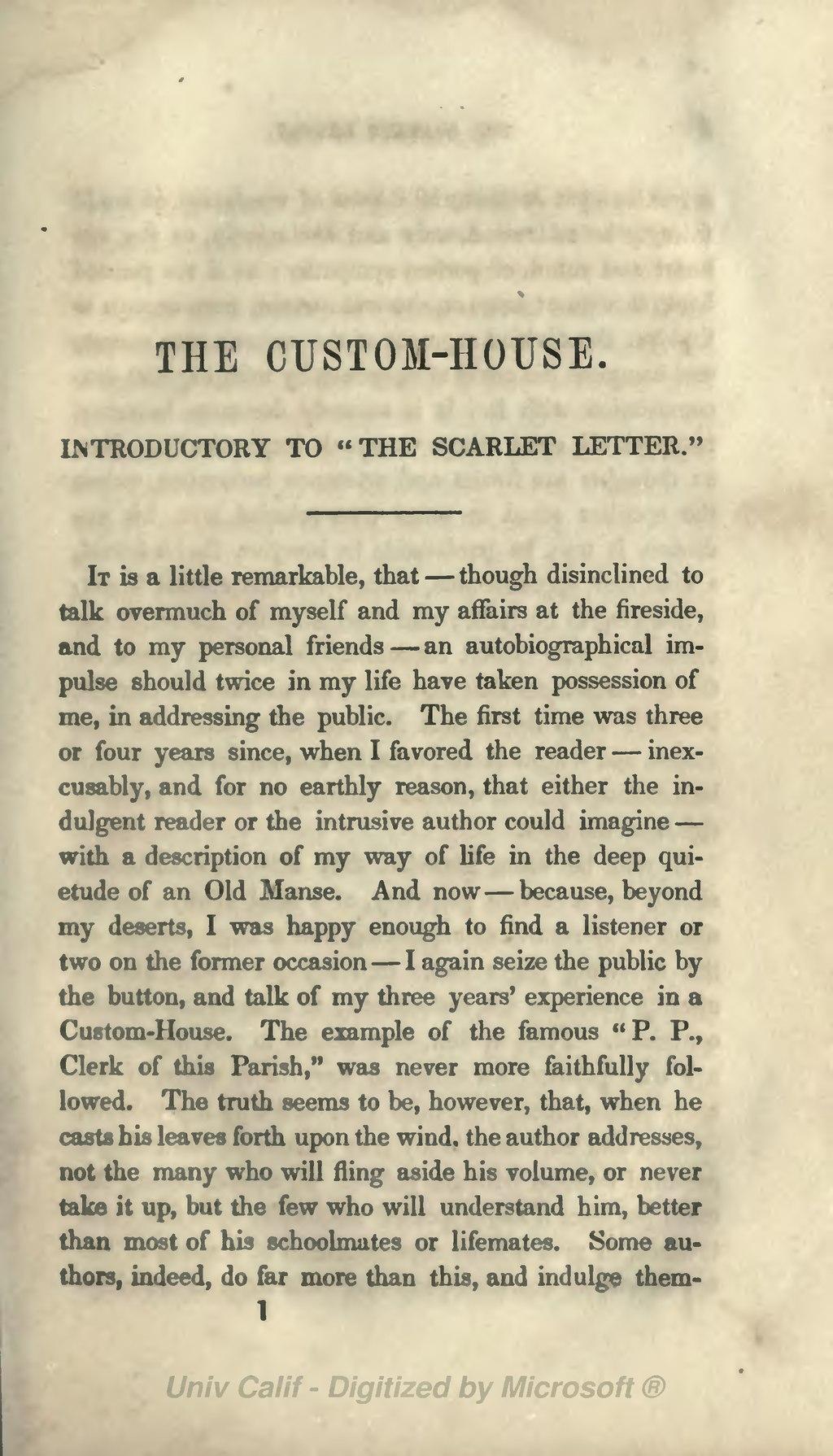 Scarlet Letter Read Online Free