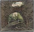 Schütz- In einer Ruine in Bingen 1801.jpg