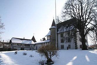 Wahlern - Image: Schloss Schwarzenburg, Nordwestansicht