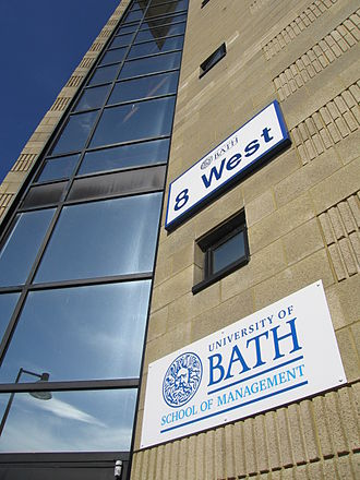 University of Bath School of Management - Image: School of Management University of Bath