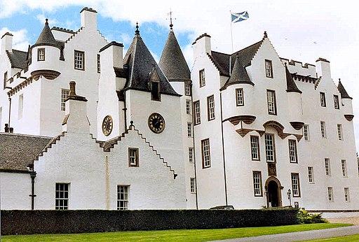 Schottland Blair Castle