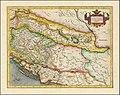 Sclavonia, Croatia, Bosnia, cum Dalmatiae cum Dalmatiae Parte.jpg