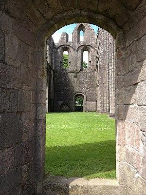Dundrennan Abbey - Image: Scotland Dundrennan Abbey 20140526150240
