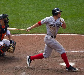 Scott Podsednik - Podsednik with the Boston Red Sox