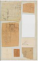 Scrapbook containing Drawings and Several Prints of Architecture, Interiors, Furniture and Other Objects MET DP272095.jpg