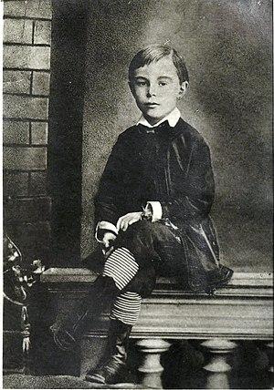 Alexander Scriabin - A young Alexander Scriabin (late 1870s)