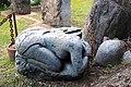 Sculpture - esclavage - femme fouettée et mutilée.jpg