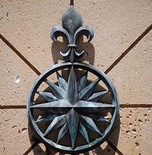Sea Pines Company - Compass Rose