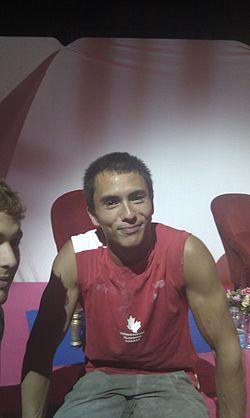 Sean McColl - Championnats du monde - Bercy 2012.jpg