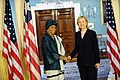 Secretary Clinton Holds Bilateral Meeting With Liberian President Ellen Johnson Sirleaf (4647201039).jpg