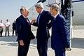 Secretary Kerry Chats with Ambassador Phillips and Italian MFA Chief of Protocol Zanini (27837851771).jpg