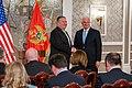 Secretary Pompeo Participates in a Press Availability in Montenegro (48844219761).jpg