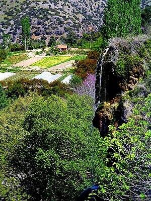 Güney - Image: Selale 2 Guney Denizli Province Turkey