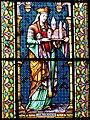 Selestat St. Fides - Fenster 3a Hildegard.jpg