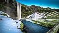 Seljalandsfoss Waterfall Iceland Travel Photography (132812983).jpeg