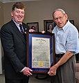 Senator Randy McNally and Ed Westcott AEC photographer (7209516854).jpg