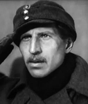 Sergey Filippov - Filippov in For Soviet Motherland, 1937