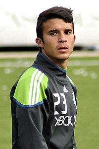 Servando Carrasco Seattle Sounders 2011.jpg