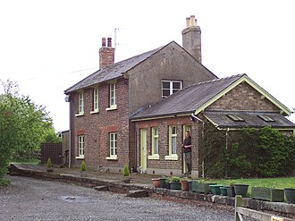 Malton and Driffield Junction Railway - Image: Settrington Station