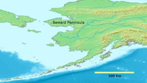Seward Peninsula - Image: Seward peninsula