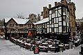 Shambles Square, Manchester, Winter 2009.jpg