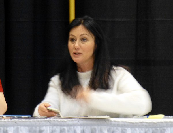 Photo Shannen Doherty via Wikidata