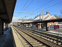 Sharon MBTA station, Sharon MA.jpg