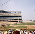 Shea Stadium, New York City, scoreboard, probably 1968 or 1969.jpg