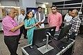 Shefali Shah Along With NCSM Dignitaries Visiting NDL - NCSM HQ - Kolkata 2017-12-14 6421.JPG