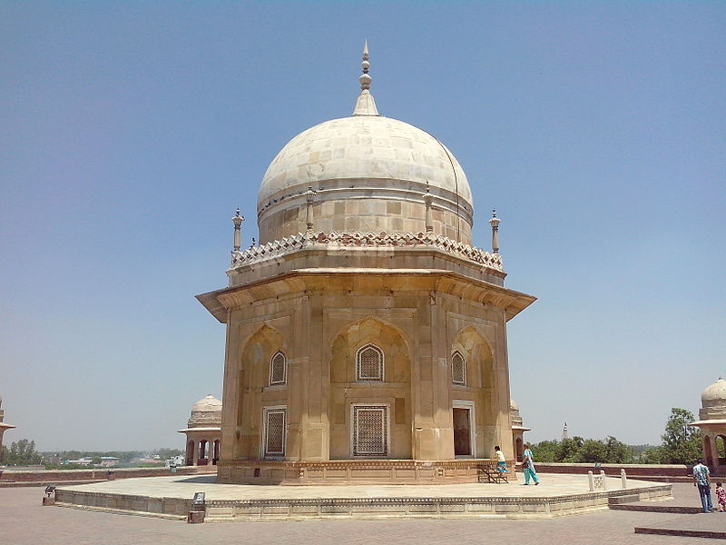 The holy grounds of Kurukshetra