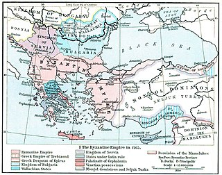 1268 treaty between the Byzantine Empire and Venice