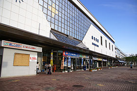 Image illustrative de l'article Gare de Shin-Hanamaki