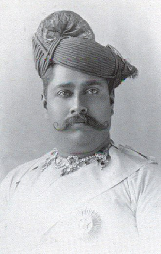 Shivajirao Holkar - His Highness the Maharaja Holkar of Indore