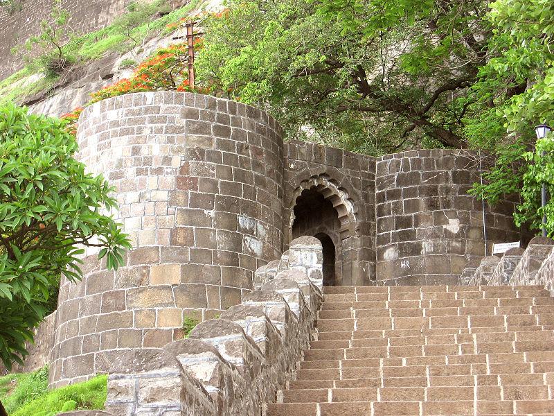 Shivneri Fort in Pune