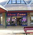 Shoe Zone - Well Croft - geograph.org.uk - 1585233.jpg