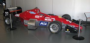 Formula Holden - The Shrike NB89H designed by Adelaide TAFE students