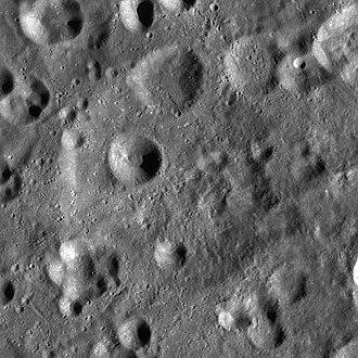 Shternberg (crater) - LRO WAC image