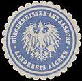 Siegelmarke Bürgermeister-Amt Alsdorf Landkreis Aachen W0379628.jpg