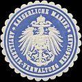 Siegelmarke K. Marine Artillerie-Verwaltung Helgoland W0363918.jpg