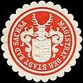 Siegelmarke Magistrat der Stadt Bad Sachsa W0226512.jpg