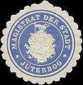 Siegelmarke Magistrat der Stadt Jüterbog W0363333.jpg