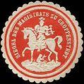 Siegelmarke Siegel des Magistrats zu Croppenstedt W0311447.jpg