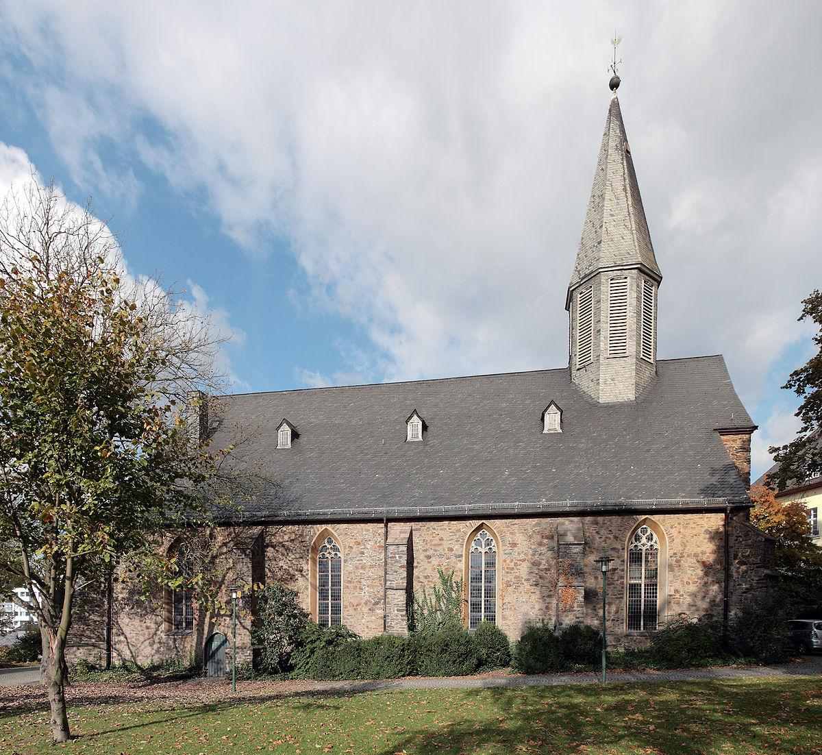 Martinikirche siegen wikipedia - Architektur siegen ...