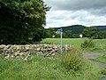 Signpost, John Buchan Way - geograph.org.uk - 916136.jpg