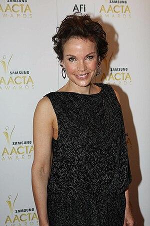 Sigrid Thornton - Thornton at the AACTA Awards in Sydney, Australia, January 2012