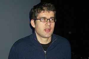 Simon Reynolds - Reynolds in 2011