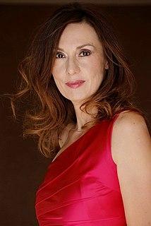 Simona Caparrini Italian actress