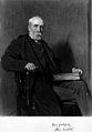 Sir Arthur Mitchell. Mezzotint by J. Faed after Sir G. Reid. Wellcome L0019899.jpg