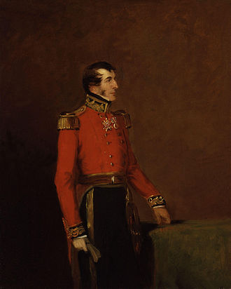 Henry Murray (British Army officer) - Sir Henry Murray by William Salter