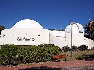 Sir Thomas Brisbane Planetarium - Image: Sir Thomas Brisbane Planetarium